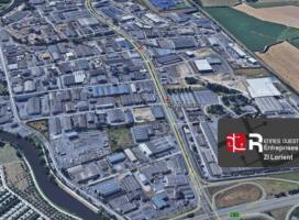 location Local d'activité 790m² RENNES 35