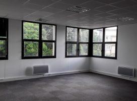 location Bureaux 314m² NANTES 44