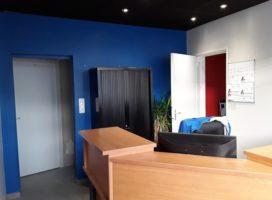 location Local d'activité 320m² LE RHEU 35