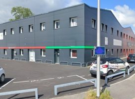 location Bureaux 78m² VANNES 56