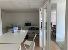 location Bureaux 190m² NANTES 44