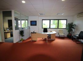achat Bureaux 420m² RENNES 35