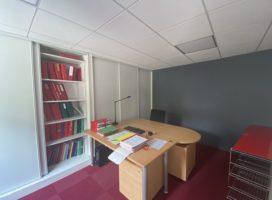 location Bureaux 166m² RENNES 35