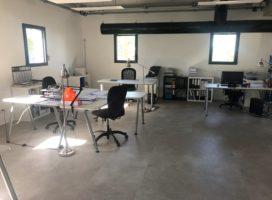 location Bureaux 140m² HAUTE-GOULAINE 44