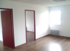 location Bureaux 88m² VANNES 56