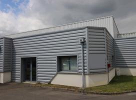 location Local d'activité 750m² BRUZ 35