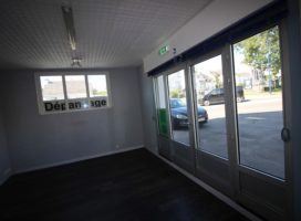 location Local Commercial 23 m² AURAY 56