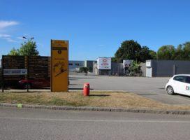 location Local d'activité 390m² LA MEZIERE 35