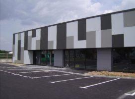 location Local d'activité 400m² LA MEZIERE 35