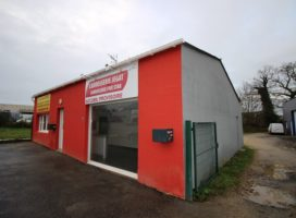 location Local d'activité 120m² PLUNERET 56
