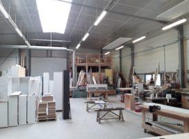 achat Local d'activité 480m² LA MEZIERE 35