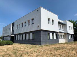 location Bureaux 113m² NANTES 44