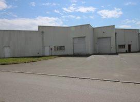 location Local d'activité 310m² BRUZ 35
