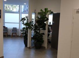 location Bureaux 108m² SAINT HERBLAIN 44