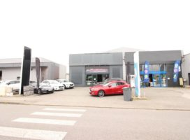 location Local Commercial 290 m² VANNES 56