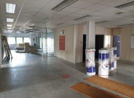 location Bureaux 500m² NANTES 44