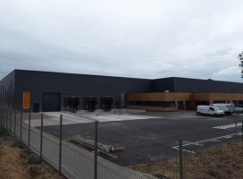 location Local d'activité 3140m² SAINT-JACQUES-DE-LA-LANDE 35