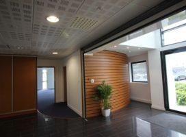 location Bureaux 299m² SAINT-HERBLAIN 44
