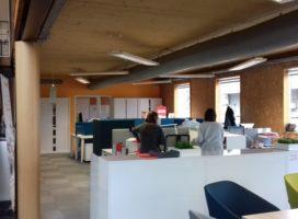 location Bureaux 978m² LA CHAPELLE-SUR-ERDRE 44