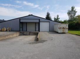 location Local d'activité 700m² SAINT-ERBLON 35