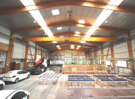 location Local d'activité 940m² PLOERMEL 56