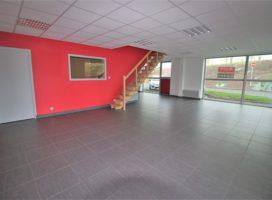 location Bureaux 187m²  35