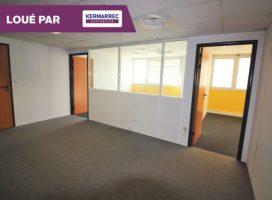 location Bureaux 90m² BRUZ 35