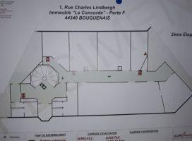 location Bureaux 203m² BOUGUENAIS 44