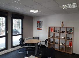 location Bureaux 253m² SAINT HERBLAIN 44