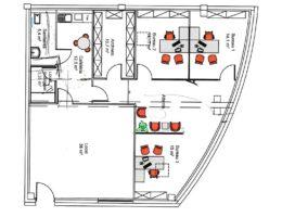 achat Bureaux m² VANNES 56