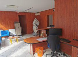 location Bureaux 80m²  44