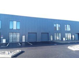 location Local d'activité 200m² VERN SUR SEICHE 35