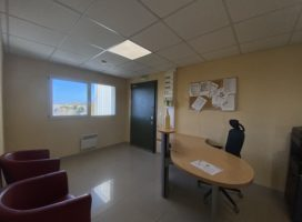 location Bureaux 120m² NOYAL-CHÂTILLON-SUR-SEICHE 35