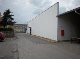 location Local d'activité 2370m² RENNES 35