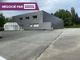 location Local d'activité 550m² VERN SUR SEICHE 35