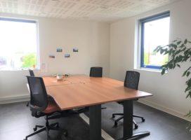location Bureaux 447m² SAINT GREGOIRE  35