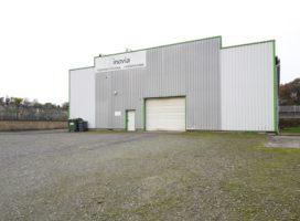 location Local d'activité 620m²  35