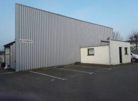 location Local d'activité 420m² RENNES 35