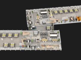 location Bureaux 966m² CARQUEFOU 44