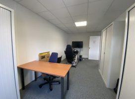 location Bureaux 165m²  35