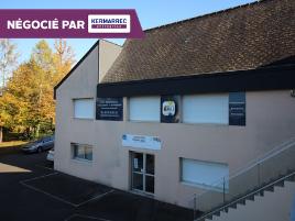 location Bureaux 120m² SAINT GREGOIRE 35