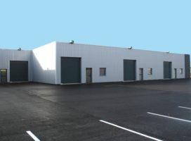 location Local d'activité 110m² NOYAL CHATILLON SUR SEICHE 35