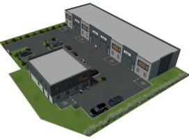 location Local d'activité 240m² SAINT-GILLES 35