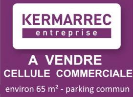 achat Local Commercial 65m² VANNES 56