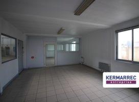 location Local d'activité 736m² RENNES 35