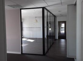 location Bureaux 343m² SAINT HERBLAIN 44