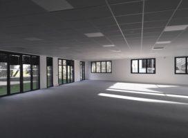 location Bureaux 210m² SAINT HERBLAIN 44