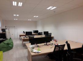 location Bureaux 61m² NANTES 44