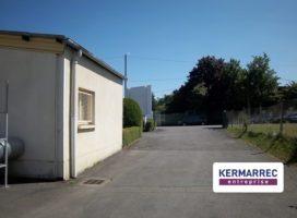 location Local d'activité 852m² RENNES 35