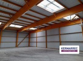 location Local d'activité 500m² BAIS 35